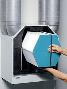 森德康舒膜全热机芯 Comfomembrane