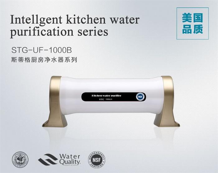 厨房净水器贝斯特全球最奢华版3